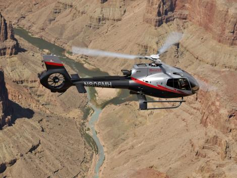 Wind Dancer  Deluxe Grand Canyon Helicopter Tour Tickets