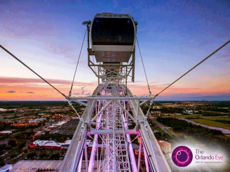 FREE Tickets for the amazing Orlando Eye
