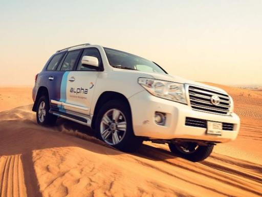 Al Maha Desert Safari and Sunset Barbecue