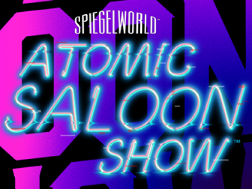 Atomic Saloon Show - Las Vegas