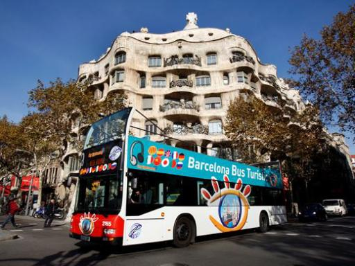 Barcelona Bus Tur 237 Stic Hop On Hop Off Tour