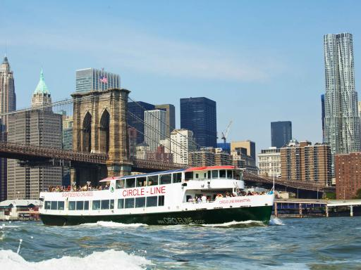 Best of New York Full Island Sightseeing Cruise