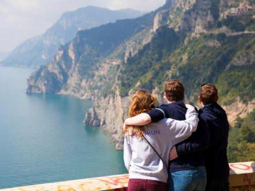 Boat-Hopping On The Amalfi Coast: Day Trip from Rome