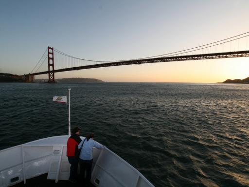 California Sunset Cruise