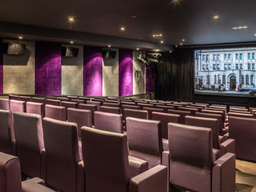 Champagne Cinema Evening for Two