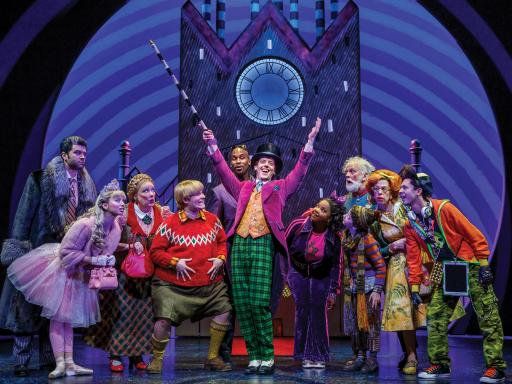 Charlie and the Chocolate Factory Broadway Tickets