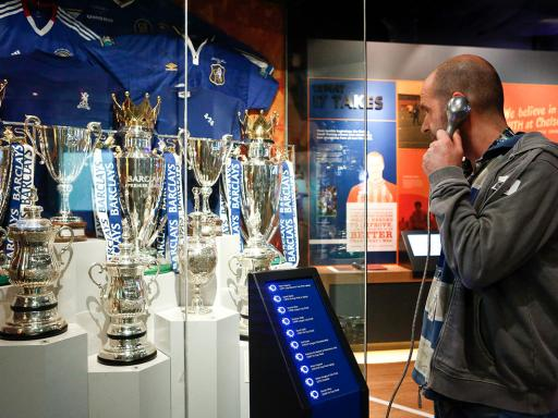 Chelsea Football Club Stadium for Two - Experience Voucher
