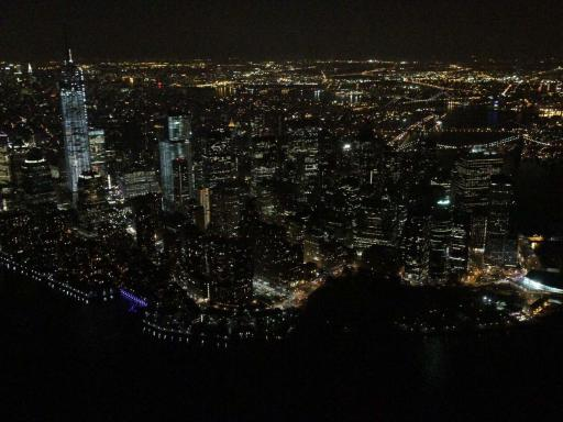 City Lights Experience Helicopter Tour