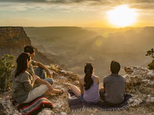 The Desert View Sunset Tour of the Grand Canyon