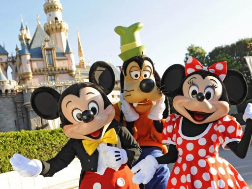 Disney California Tickets