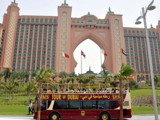 Dubai Big Bus Hop-on/Hop-off Tour