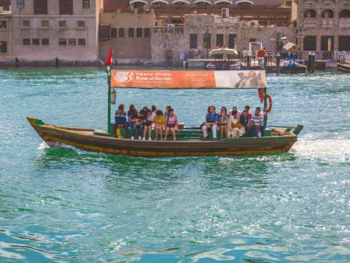 Dubai City Sightseeing Hop-On Hop-Off Double Decker Bus Tour