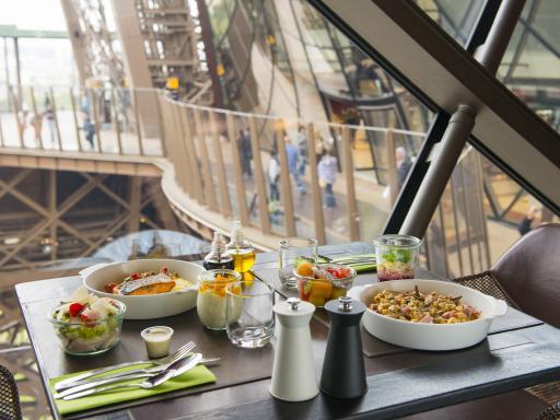 Eiffel Tower Lunch at 58 Tour Eiffel