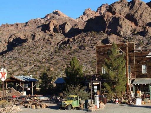 Eldorado Canyon Mine Tour