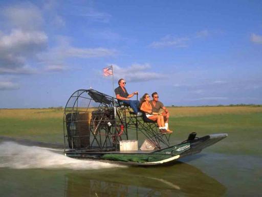 Everglades Airboat Adventure and Miami City Tour