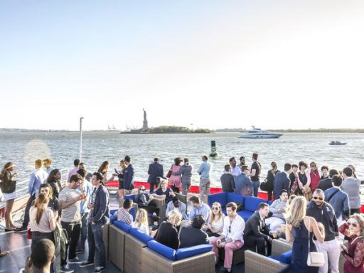 Hudson S At Pier 81 Dinner Cruise Tickets Attraction