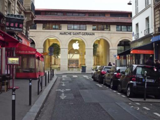 Gournet Paris at Saint Germain des Prés