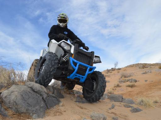 Grand Canyon Helicopter & ATV Adventure Tour