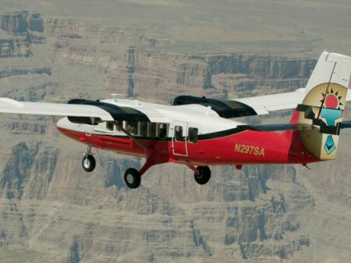 Grand Canyon North Air & Ground Tour