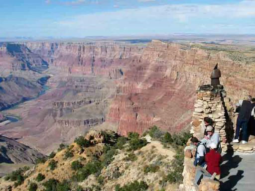 Grand Canyon South Rim Tour By Coach