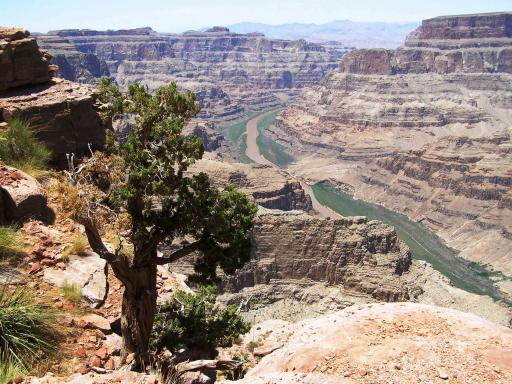 Grand Canyon West Rim Classic Jeep Tour