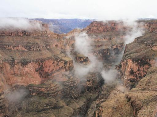 Grand Canyon West Rim Coach Tour