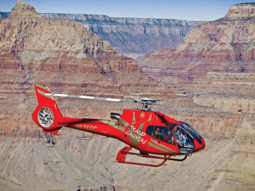 Grand Celebration Helicopter Tour of the Grand Canyon