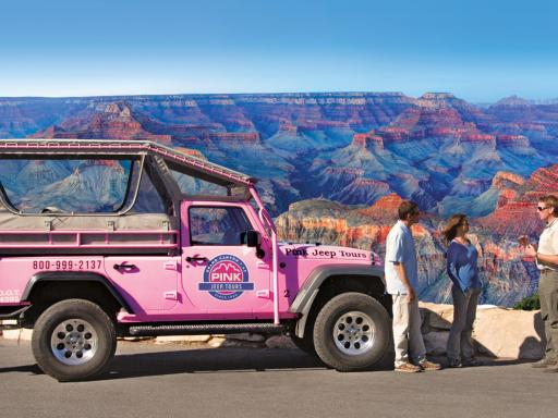 The Grand Finale Sunset Jeep Tour - Departing from Grand Canyon National Park
