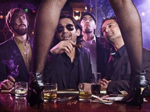 Guys Night Out in Vegas