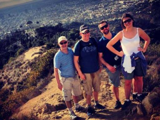 Hollywood Hills Guided Hike