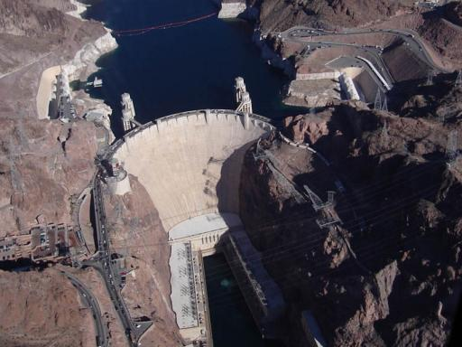 Original Hoover Dam Tour