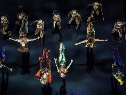 KA Cirque du Soleil Tickets