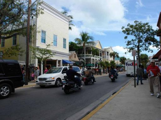 Key West Trip and Conch Train Tour