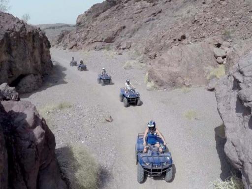 Las Vegas Outdoor Adventures - Motorised Tours to the Colorado River