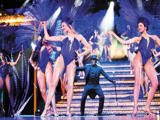 Lido de Paris Dinner and Show Tickets
