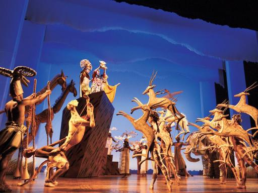 The Lion King Broadway Theatre Tickets Atd