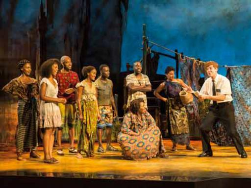 London Shows - Book of Mormon Standard Ticket