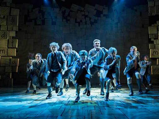 London Shows - Matilda The Musical Standard Ticket