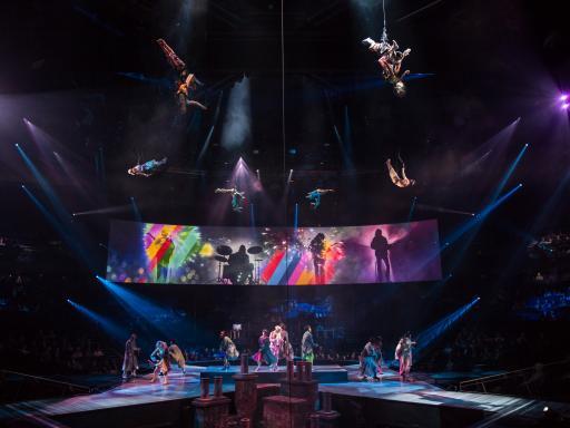 LOVE Cirque du Soleil Tickets