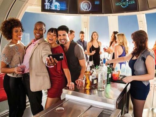 Madame Tussauds Las Vegas and the High Roller Bar Experience
