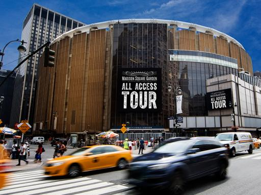 Madison Square Gardens - All Access Tour