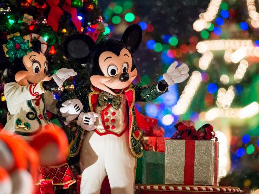 Mickeys Very Merry Christmas Party.Mickey S Very Merry Christmas Party Tickets