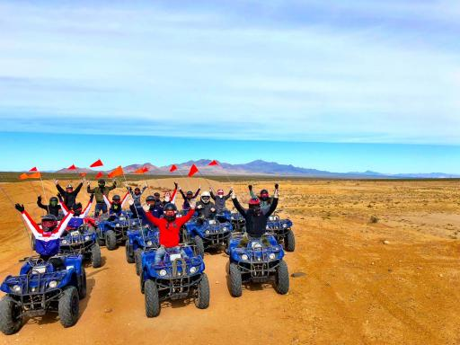 Mojave Desert ATV Tour