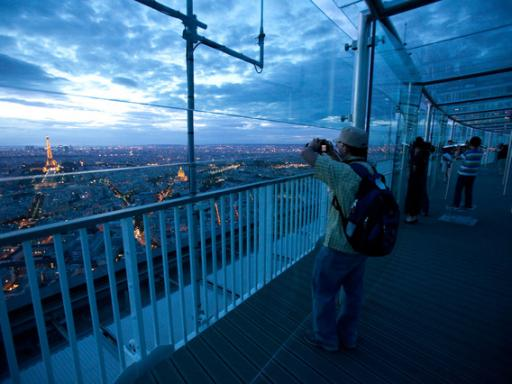 Montparnasse Tower Observation Deck