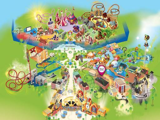 dubai parks and resorts motiongate dubai