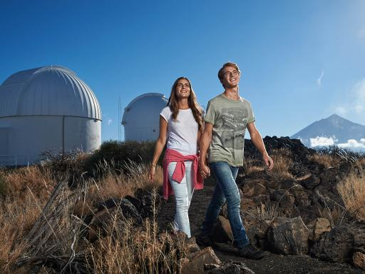 Mount Teide Observatory Excursion