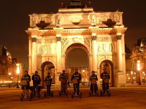 Paris Segway Tour