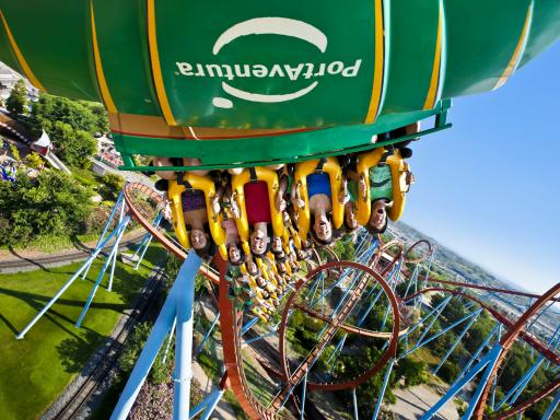 PortAventura Tickets Port Aventura Theme Park Tickets - Billet port aventura groupon