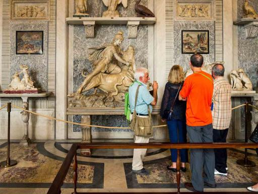 Pristine Sistine Early Entrance Small Group Vatican Tour