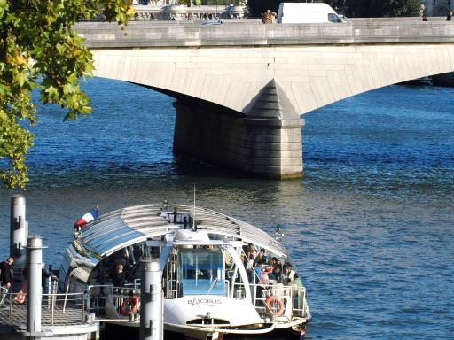 River Seine Hop-on Hop-off Sightseeing Cruise